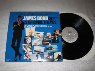 James Bond 007 13 Original Themes Music