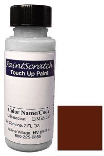 2 Oz. Bottle of Black Cherry Pearl Touch Up Paint for 2006 Harley Davidson All Models (color code PPG 905951) and Clearcoat Automotive