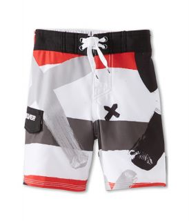 Quiksilver Kids A Little Tude Boardshort (Toddler/Little Kids)