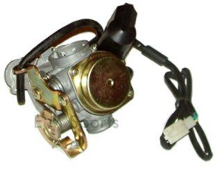 Gy6 Gas Scooter Bike Moped Engine Carburetor 50cc