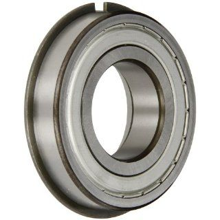 SKF 6207 ZNRJEM Light Series Deep Groove Ball Bearing, Deep Groove Design, ABEC 1 Precision, Single Shield, Snap Ring, Non Contact, Steel Cage, C3 Clearance, 35mm Bore, 72mm OD, 17mm Width, 15300.0 pounds Static Load Capacity, 25500.00 pounds Dynamic Load