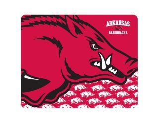 NCAA Arkansas Razorbacks Red Hog Razorbacks Full Color Print Deskpad : Sports Fan Office Desk Pads And Blotters : Sports & Outdoors