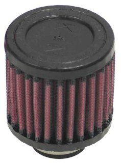 K&N RU 0060 Honda/Kawasaki Universal Rubber Air Filter: Automotive
