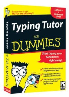 Typing Tutor For Dummies: Software