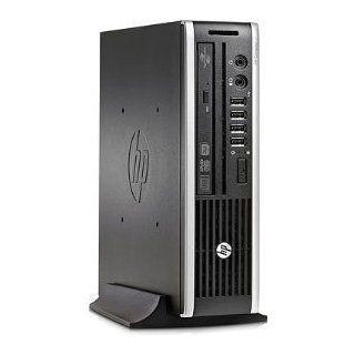 HP Compaq 8200 Elite Ultra Slim Desktop PC (ENERGY STAR) / i3 2100 / 4GB / 500GB 7200RPM / Windows 7 home 64 bit/ Wifi / three year warranty  Desktop Computers  Computers & Accessories