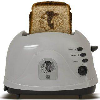 Chicago Blackhawks NHL Retro Style Toaster Kitchen & Dining