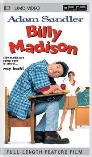 Billy Madison [UMD for PSP]: Mark Beltzman, Steve Buscemi, Claire Cellucci, Chris Farley, Larry Hankin, Helen Hughes, Tex Konig, Theresa Merritt, Lawrence Nakamura, Gladys O'Connor, Allison Robinson, Adam Sandler, Bradley Whitford, Justin Williams, Bri