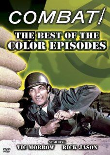 Combat   Best of the Color Episodes 6 Vic Morrow, Rick Jason, Pierre Jalbert Movies & TV