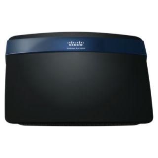 Linksys N750 Smart Wi Fi Router   Black (EA3500 N4)