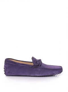 Gommino suede driving shoes  Tod's