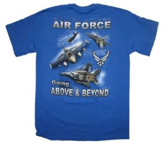United States Air Force T shirt Above & Beyond Clothing