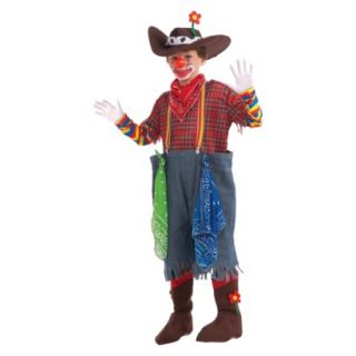 Boys Rodeo Clown Costume
