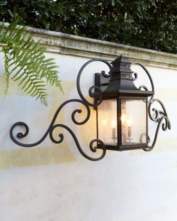 El Camino Outdoor Sconce