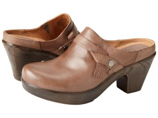 Klogs Angie Womens Clog Shoes (Taupe)