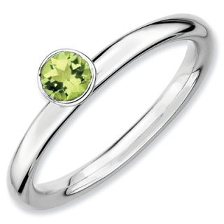 high profile ring in sterling silver $ 49 00 ring size select