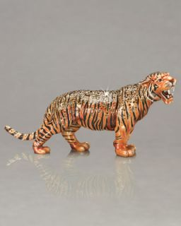 Raj Tiger Figurine   Jay Strongwater