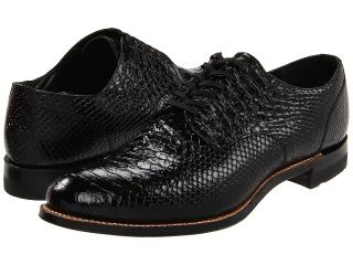 Stacy Adams Madison Mens Plain Toe Shoes (Black)
