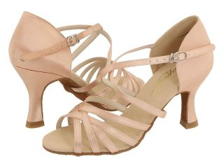 Capezio Rosa 2.5 Womens Dance Shoes (Beige)