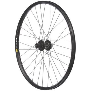 Shimano Deore M525 Disc on Mavic EN321   Rear