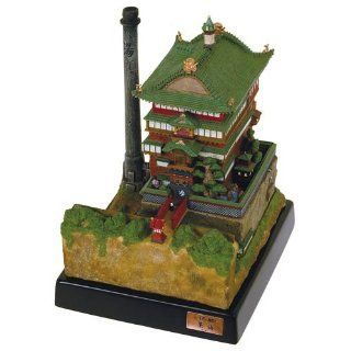 Benelic Spirited Away Bath House Diorama: Toys & Games