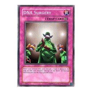Yu Gi Oh!   DNA Surgery (DB1 EN081)   Dark Beginnings 1   Unlimited Edition   Common: Toys & Games