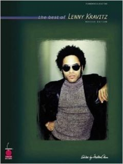 Best of Lenny Kravitz 12 Great Songs Including Believe, It Ain't Over, let Love Rule (Piano Vocal Guitar) Lenny Kravitz 9780895248299 Books