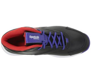 Reebok Reebok Court Flyer Black/China Red/White/Team Purple