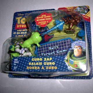 Disney Pixar Toy Story and Beyond Buzz Lightyear Zurg Zap Target Game Toys & Games