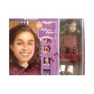 Rebecca Story Collection Plus Mini Doll ((Rebecca Story Collection Plus Mini Doll (American Girl, Rebecca Story collection (contains Meet Rebecca; Rebecca and Ana; Candelight for Rebecca; Rebecca and the Movies; Rebecca to the Rescue; and Changes for Rebec