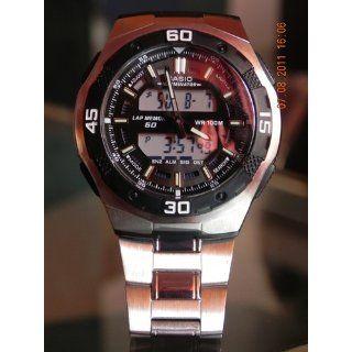 Casio Men's AQ164WD 1AV Ana Digi Sport Watch Casio Watches