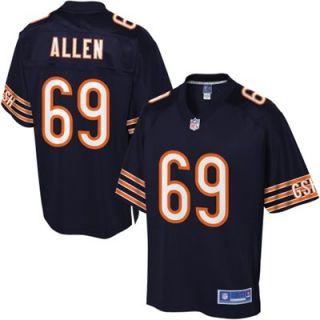 Pro Line Mens Chicago Bears Jared Allen Team Color Jersey