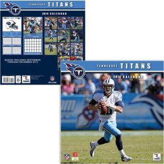Tennessee Titans 2014 Wall Calendar