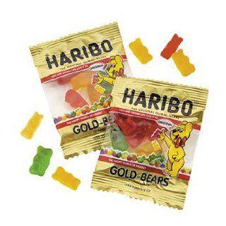 Haribo Gummi Bears Mini Packs   Candy & Soft & Chewy Candy  Grocery & Gourmet Food