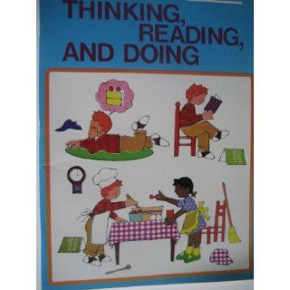 Thinking, Reading, and Doing (A Golden Readiness Workbook, Preschool) Linda Segel Adelaide Holl Books
