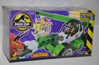 JURASSIC PARK   CHAOS EFFECT   TRIKE DOZER Toys & Games