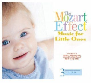 Music for Little Ones Box set Edition by Mozart Effect (2011) Audio CD Music