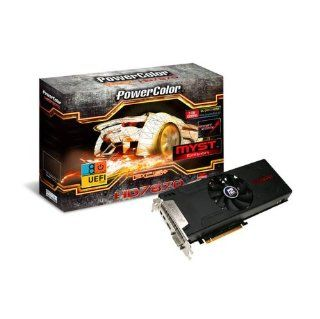 PowerColor PCS+ AMD Radeon HD 7870 Myst. Edition 2GB GDDR5 DVI/HDMI/2Mini DisplayPort PCI Express Video Card   RETAIL: Computers & Accessories