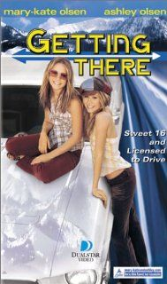 Getting There [VHS]: Mary Kate Olsen, Ashley Olsen, Billy Aaron Brown, Heather Lindell, Jeff D'Agostino, Talon Ellithorpe, Holly Towne, Alexandra Picatto, Janet Gunn, William Bumiller, Jason Benesh, Ricki Lopez, Steve Purcell, J.P. Guerin, Jeff Franks,