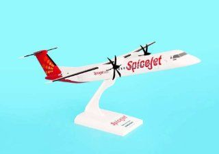 Skymarks Spicejet Q400 Model Airplane: Everything Else
