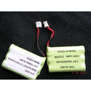 800mAH Battery replacement for Graco 2791, 2791DIG1, 2795, 2795DIG1, TMK NI MH, 2796VIB1, iMonitor vibe: Electronics