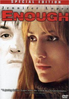 Enough   Special Edition (Widescreen): Jennifer Lopez, Billy Campbell, Tessa Allen, Juliette Lewis, Dan Futterman, Noah Wyle, Fred Ward, Christopher Maher, Janet Carroll, Bill Cobbs, Bruce A. Young, Bruce French, Rogier Stoffers, Michael Apted, Rick Shaine