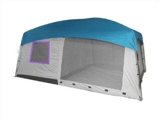 Paha Que Perry Mesa 14 by 10 Foot Eight Person Tent with Screen Room : Sports & Outdoors