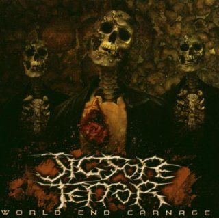 World End Carnage Music