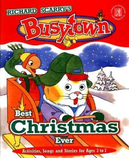 Richard Scarry's Best Christmas Ever 2000: Software