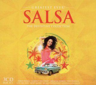 Greatest Ever Salsa Music