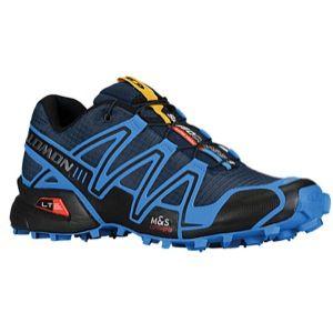 Salomon Speedcross 3   Mens   Running   Shoes   Canary Yellow/Bright Red/Black