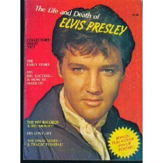 The Life and Death of Elvis Presley Books