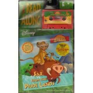 The Lion King: Far from the Pride Lands Read Along: Walt Disney Productions: 9781557236739: Books