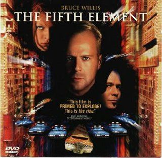 Fifth Element Bruce Willis, Milla Jovovich, Gary Oldman, Ian Holm, Chris Tucker, Luke Perry, Brion James, Tommy 'Tiny' Lister, Lee Evans, Charlie Creed Miles, Tricky, John Neville, Thierry Arbogast, Luc Besson, Sylvie Landra, Iain Smith, John A. A