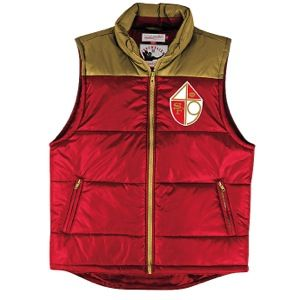 Mitchell & Ness NFL Winning Team Vest   Mens   Football   Clothing   San Francisco 49ers   Red